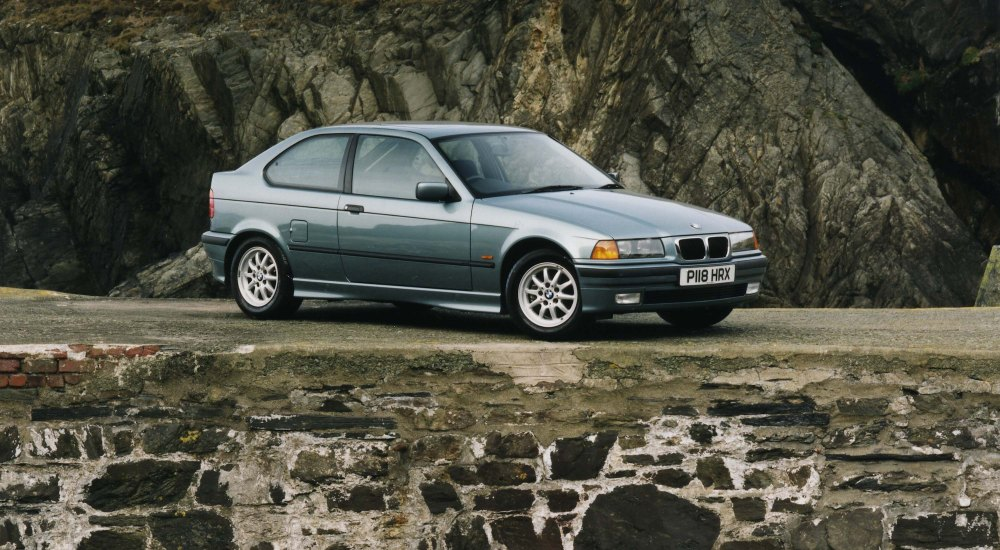 1993 E36/5 BMW 3-Series Compact hatch