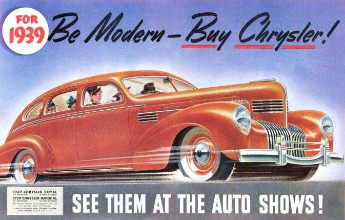 1939 Chrysler Ad-10